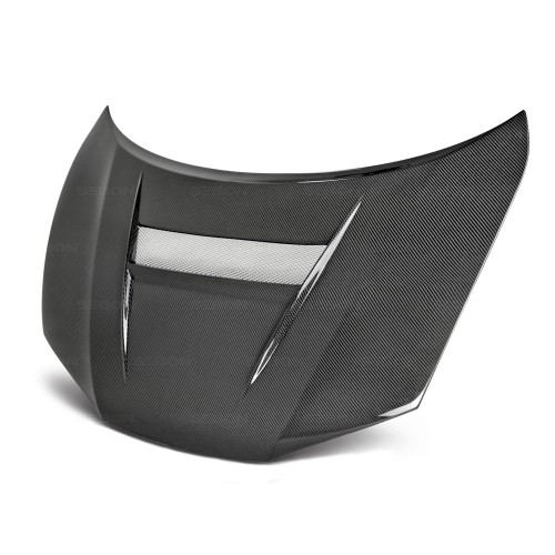 VSII-STYLE CARBON FIBER HOOD FOR 2014-2015 HONDA CIVIC COUPE