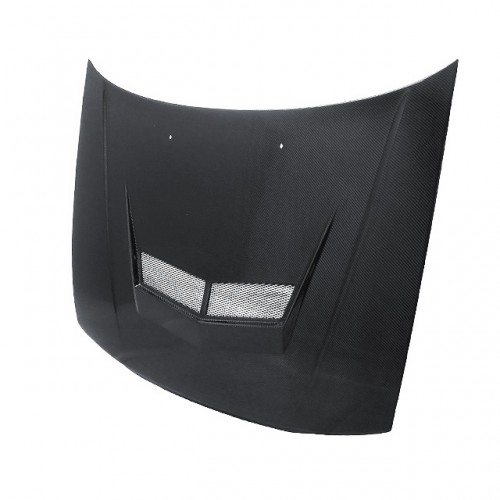 VSII-STYLE CARBON FIBER HOOD FOR 1990-1993 HONDA ACCORD