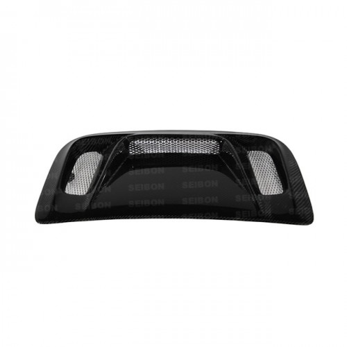 PD-STYLE CARBON FIBER HOOD SCOOP FOR 2002-2003 SUBARU IMPREZA WRX