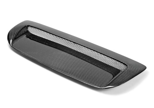VSII-STYLE CARBON FIBER HOOD SCOOP FOR 2010-2013 MAZDA MAZDASPEED3