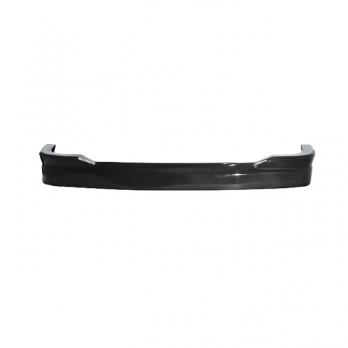 MG-Style Carbon Fiber Rear Lip for 2007-2008 Honda Fit (Straight Weave)