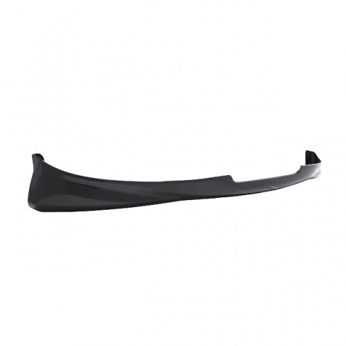 OEM-STYLE CARBON FIBER REAR LIP FOR 2007-2011 TOYOTA YARIS - Straight Weave