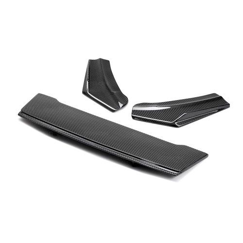 SA-STYLE CARBON FIBER REAR LIP FOR 2016-2018 FORD FOCUS RS