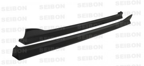 AE-STYLE CARBON FIBER SIDE SKIRTS FOR 2004-2008 MAZDA RX-8