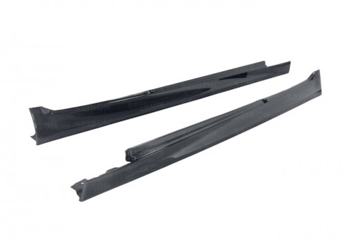 CARBON FIBER SIDE SKIRTS FOR 2011-2016 BMW F10 5 SERIES / M5