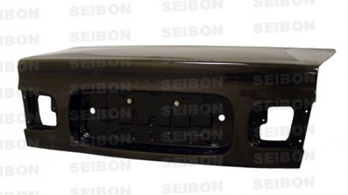 OEM-style carbon fiber trunk lid for 1992-1995 Honda Civic 2DR