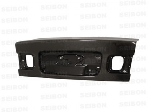 OEM-style carbon fiber trunk lid for 1996-2000 Honda Civic 2DR
