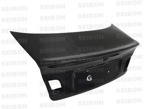 CSL-STYLE CARBON FIBER TRUNK LID FOR 1999-2005 BMW E46 3 SERIES SEDAN
