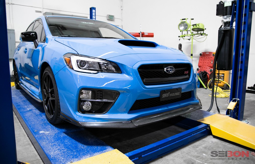 Sti For Sale >> MB1-STYLE CARBON FIBER FRONT LIP FOR 2015-2017 SUBARU WRX / STI