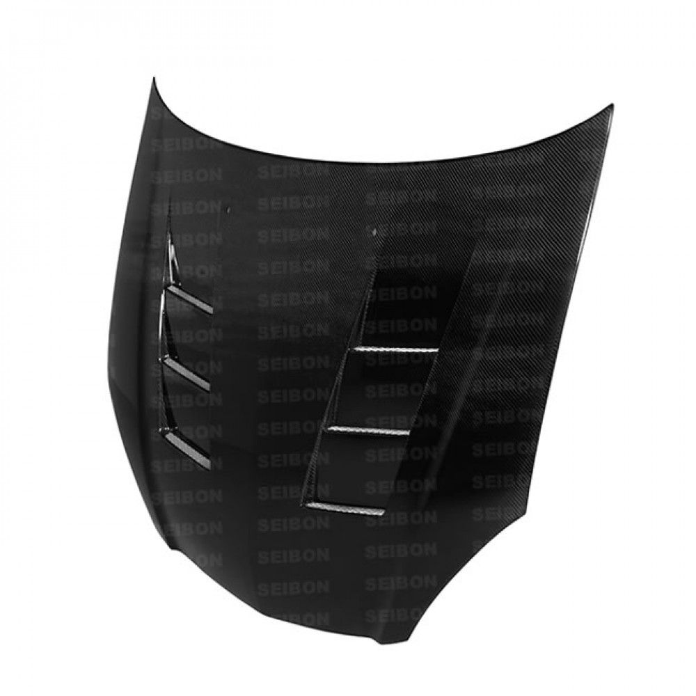 TS-style Carbon Fiber Hood For 2002-2007 Acura RSX