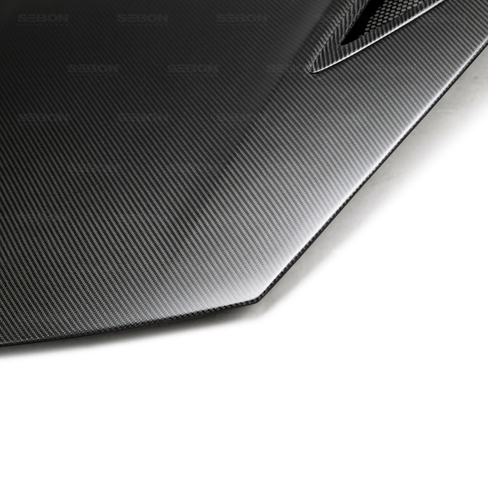 OEM-STYLE DRY CARBON HOOD FOR 2017-2020 ACURA NSX
