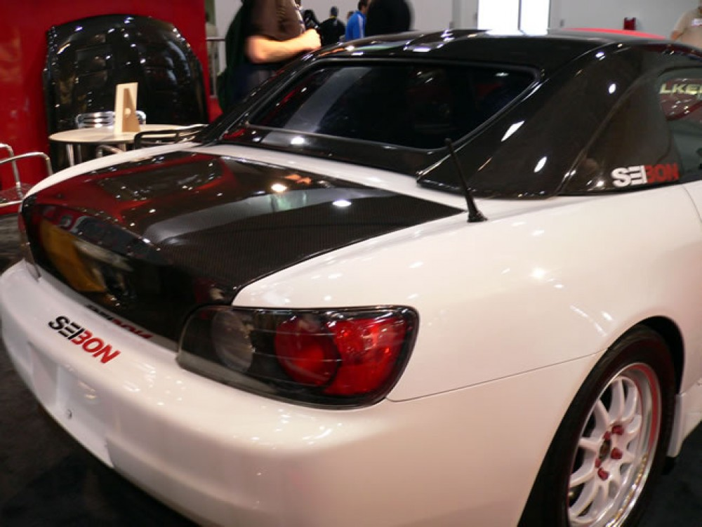 Carbon Fiber Hardtop For 2000 2010 Honda S2000