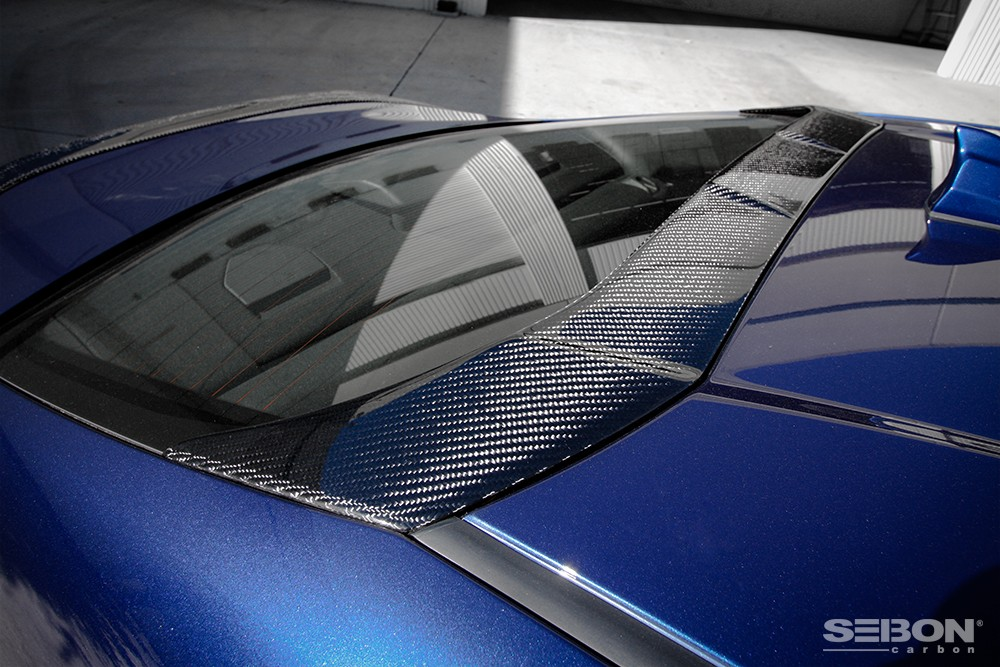 CARBON FIBER REAR ROOF SPOILER FOR 2013-2019 SCION FRS ...