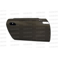 OEM-style carbon fiber doors for 2000-2010 Honda S2000 *OFF ROAD USE ONLY! (pair)