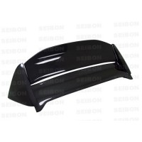 MG-style carbon fiber rear spoiler for 2002-2005 Honda Civic Si