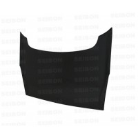 OEM-style carbon fiber trunk lid for 1992-2006 Acura NSX