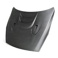 MS-STYLE DRY CARBON HOOD FOR 2009-2016 NISSAN GT-R*