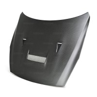 VSII-STYLE DRY CARBON HOOD FOR 2009-2016 NISSAN GT-R*