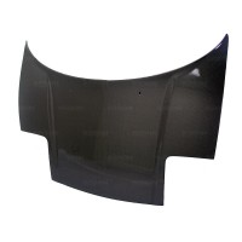 OEM-STYLE CARBON FIBER HOOD FOR 1992-2001 ACURA NSX - Straight Weave