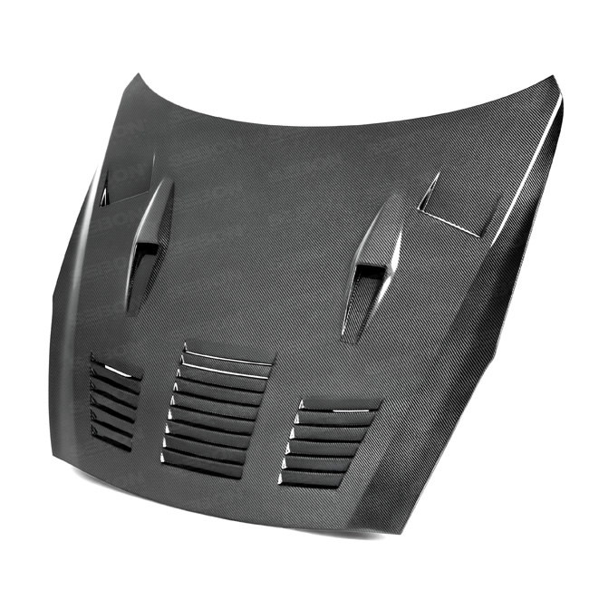 New Product: GTII- Style Carbon Fiber Hood for 2009-2012 Nissan GTR