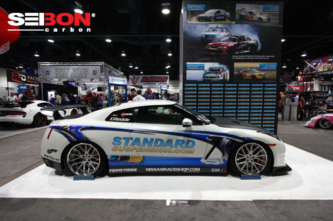 SEMA Coverage: Seibon Carbon Edition Part I