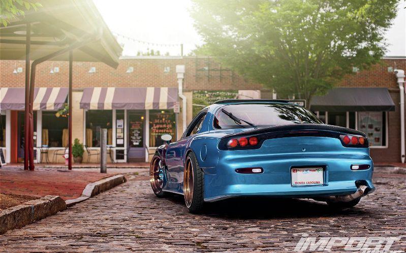 Mazda RX7 / SEIBON CARBON