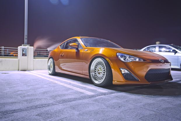 Import Tuner: Seibon Suit Up for Project Scion FR-S