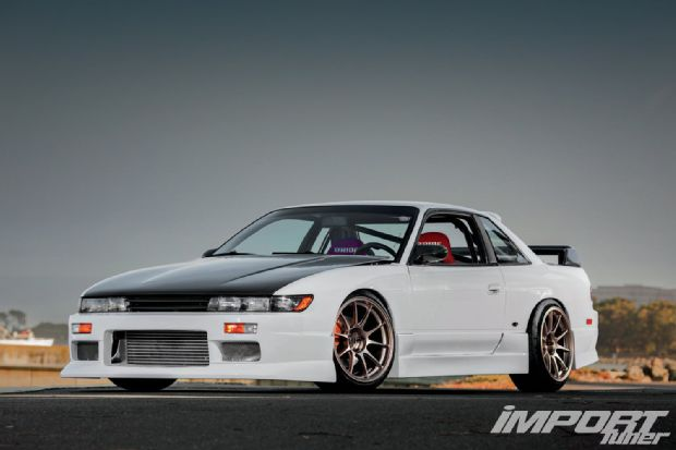 Import Tuner Feature: Second Chance Silvia- '92 Nissan 240SX (S13)