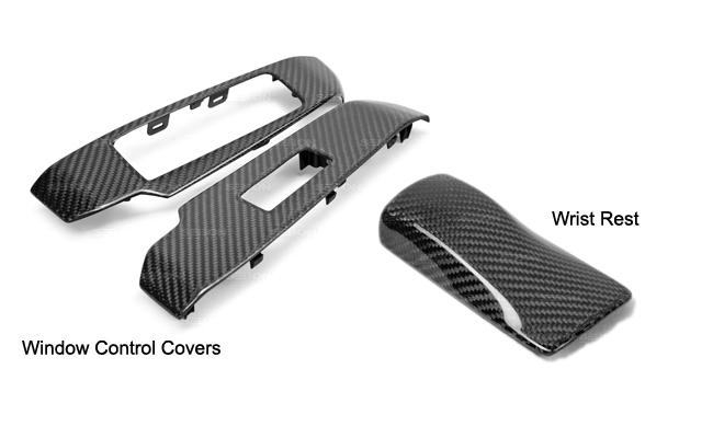 New Product: Seibon Carbon Interior Pieces for 2014 Lexus IS250/350