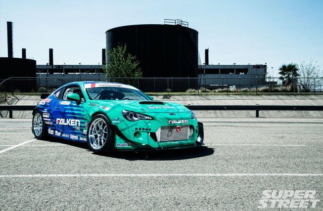 Super Street Feature: 1000hp Subaru BRZ – Dai Yoshihara's Evolution to LS