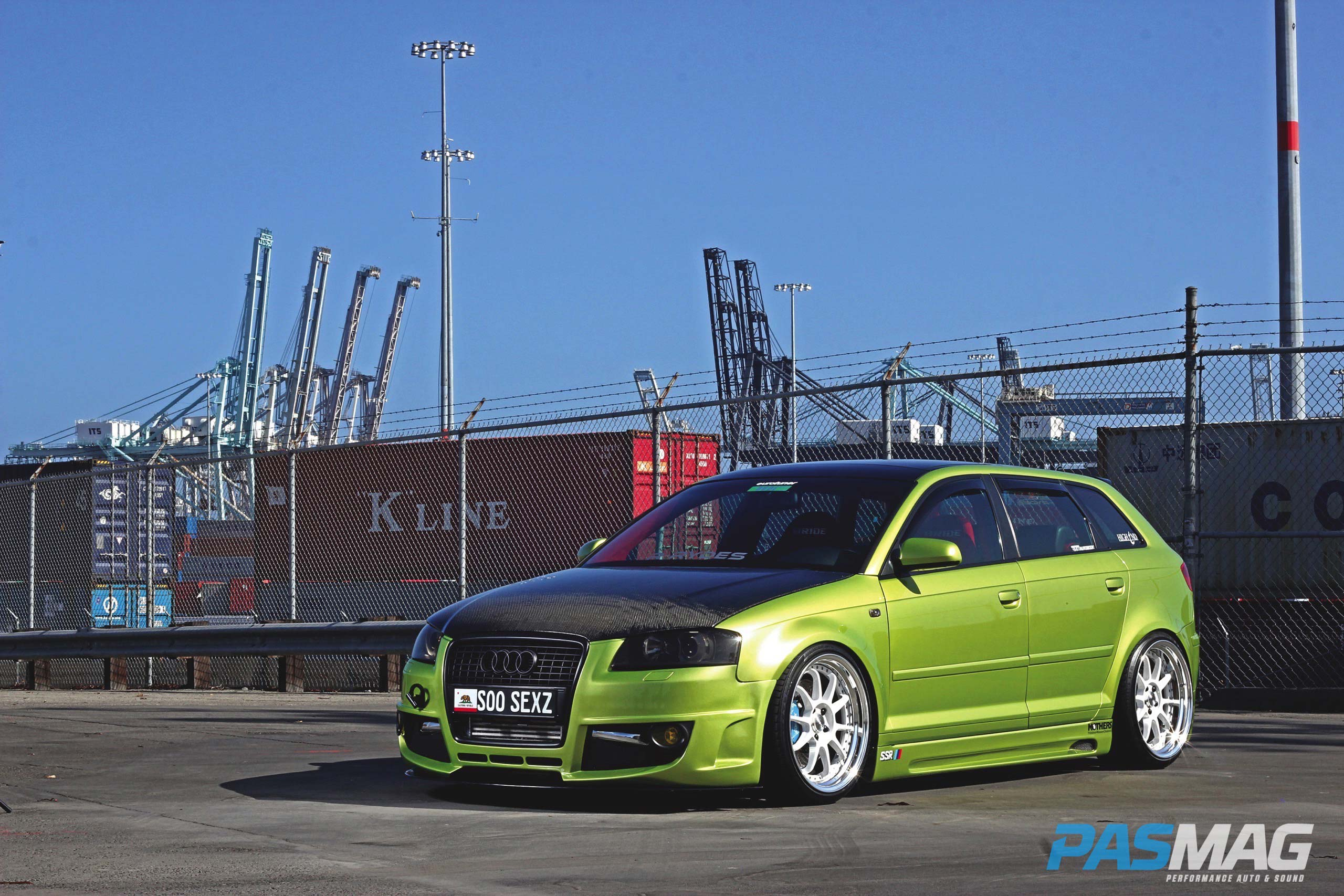 PASMAG: Trippin' Out- Joser Romo's Audi A3