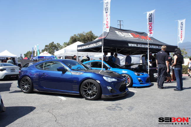 Seibon Carbon: 86 Fest Coverage