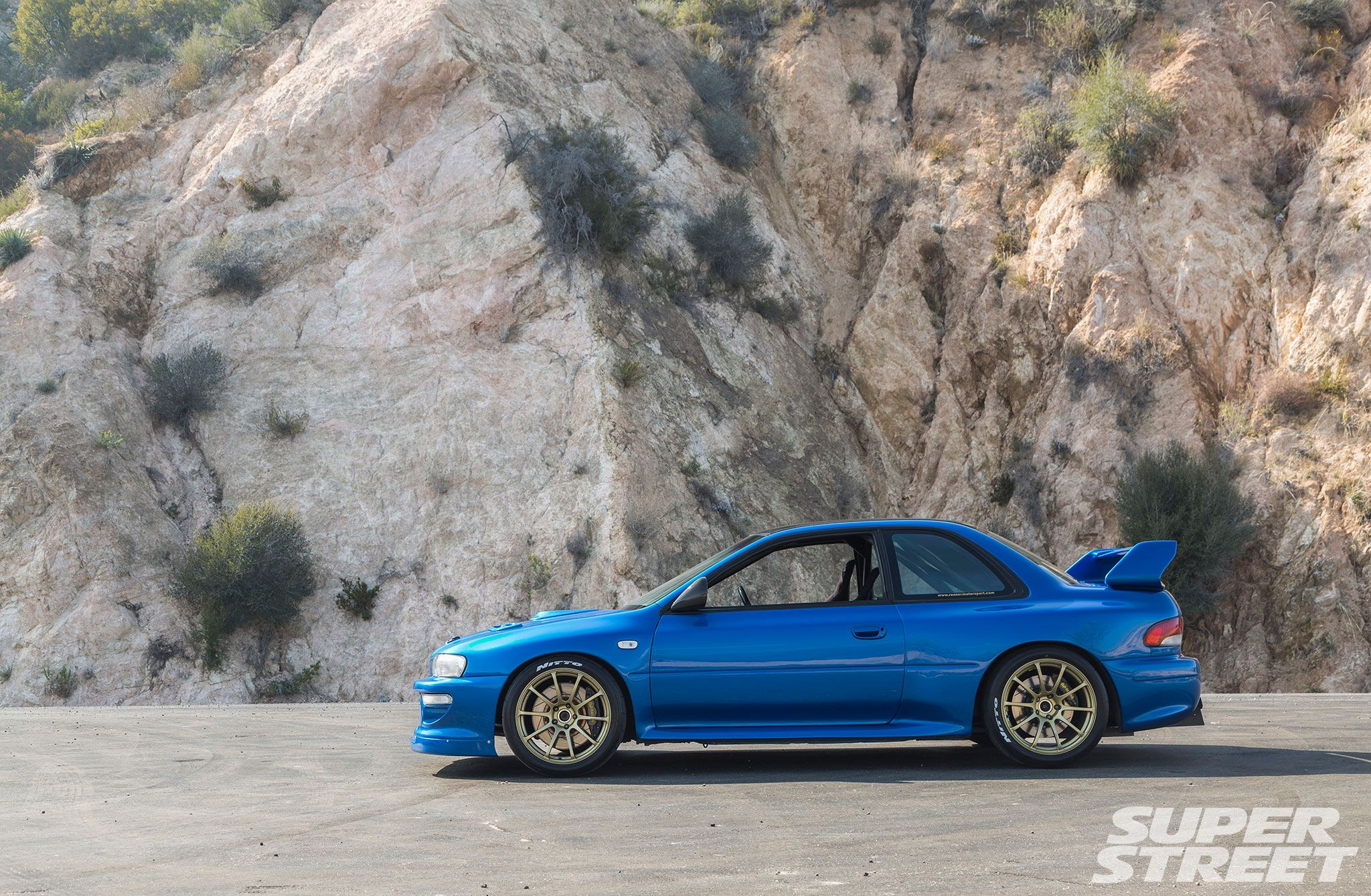 Super Street Feature: 1998 Subaru Impreza RS – Widebody GC8 Built For All the Right Reasons