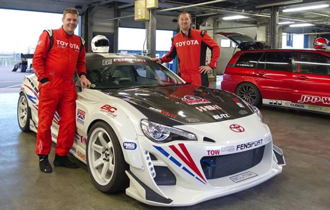 Fensport GT86R Wins RRG Toyota Sprint Series Championship