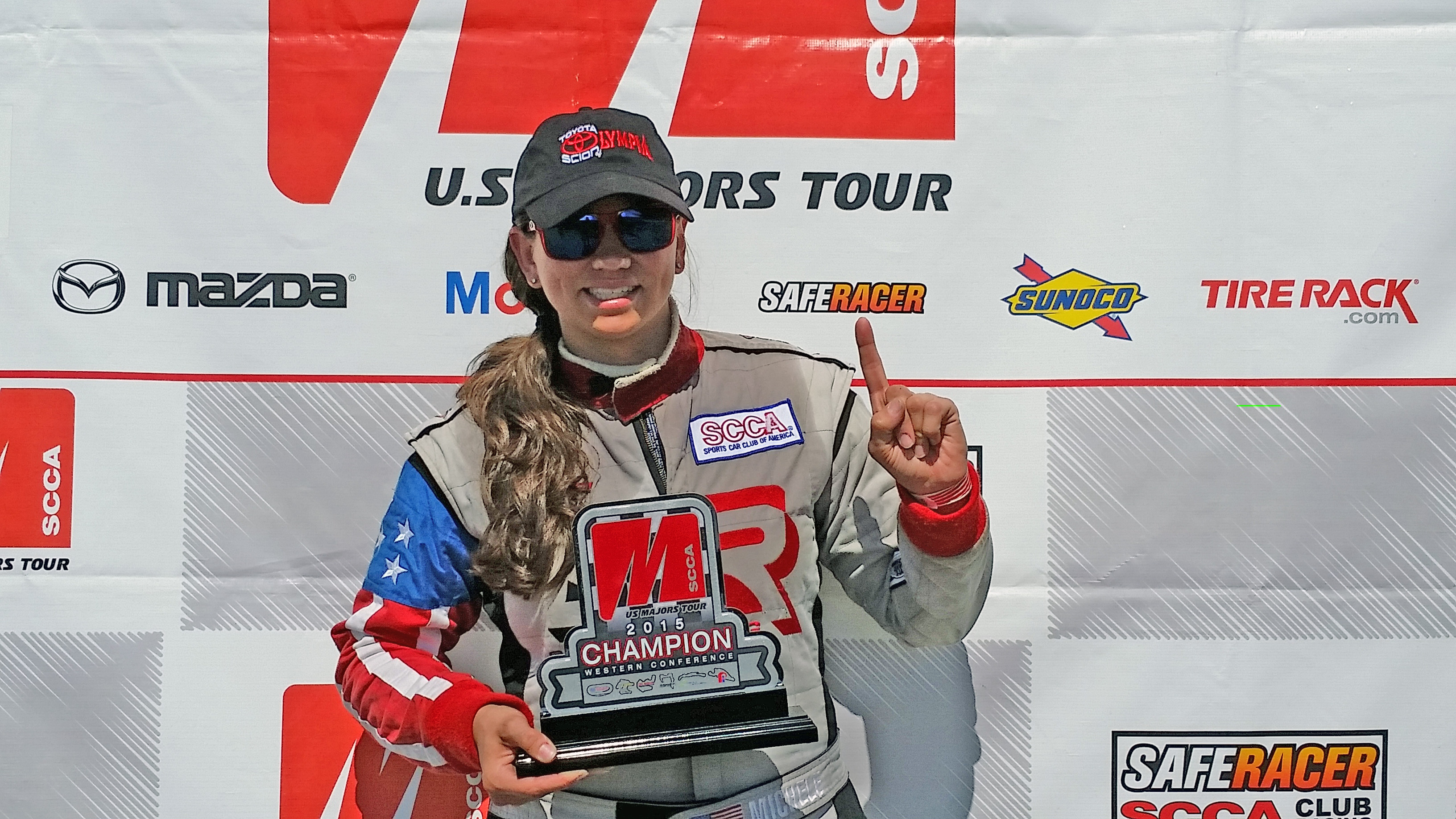 Seibon Carbon Driver Michele Abbate Crowned SCCA US Majors Tour Champion