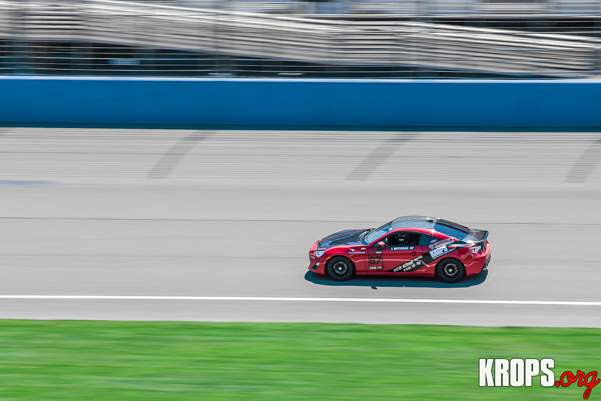 K.R.O.P.S. x Seibon FRS Takes 1st place at Auto Club Speedway