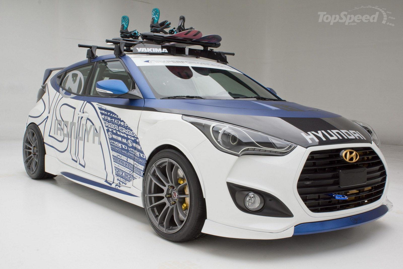 ARK Performance X Seibon Carbon Alpine Hyundai Veloster