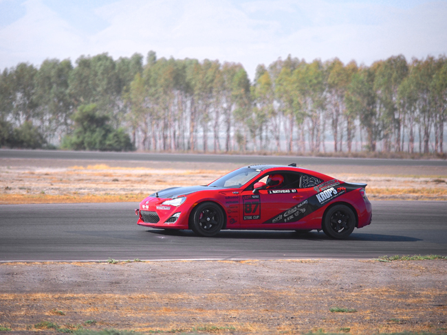 K.R.O.P.S. Scion FRS Continues Lead in 86CUP