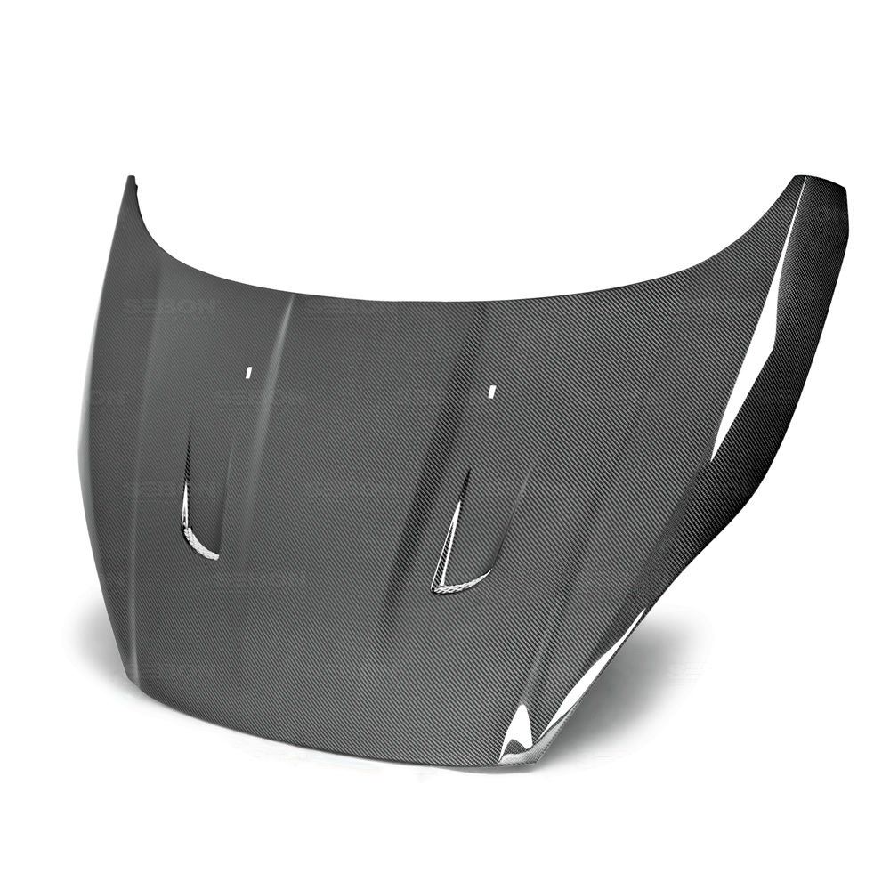 New Product: Seibon Carbon TM-Style Carbon Fiber Hood for 2014-Up Ford Fiesta