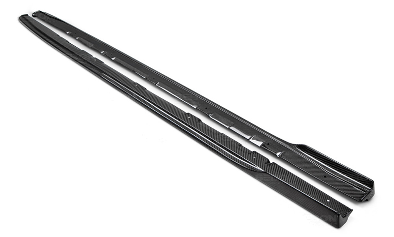 New Product: Seibon Carbon MB-Style Side Skirts for 2015-Up Subaru Impreza WRX/ STI